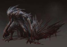 Strahd (bestial form)