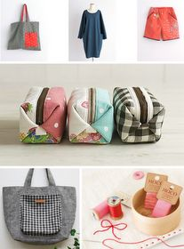 Links to free Japanese sewing patterns