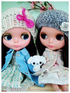 Blythe Dolls   PunkyStyle.com