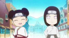 Tenten and Neji