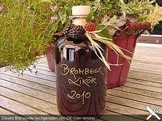 Brombeerlikör gekocht, ein schmackhaftes Rezept aus der Kategorie Likör. Bewertungen: 142. Durchschnitt: Ø 4,7.