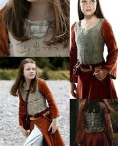 """Narnia: Prince Caspian """"Lucy Pevensie"""" Costume CLIENT PROJECT ..."""