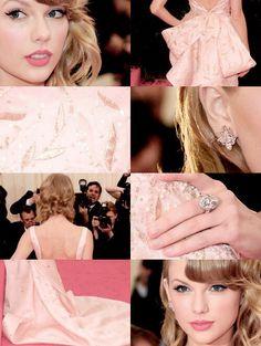Taylor + Fashion: Met Gala 2014