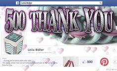 Leila Bidler - https://www.facebook.com/LeilaBidlerPolymerClay - www.lbidler.com THANK YOU :D