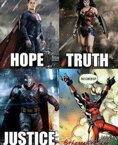 Yep I agree with Deadpool on this one.