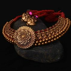 25+ Never Seen Before Jewellery Set Designs To Shop Now • South India Jewels
