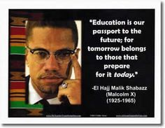 By Malcolm X Quotes. QuotesGram by @quotesgram