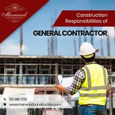 General Contractors, No Response, Houston, Construction, Reading, Blog, Building, Word Reading, The Reader