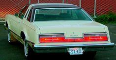 1977 Ford Thunderbird - My First Car