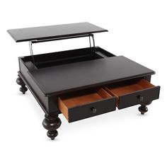 Found it at Wayfair - Put Your Feet Up Coffee Table with Lift Top