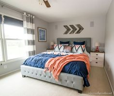 Guest Room Makeover Bedroom Decor Master Bedrooms