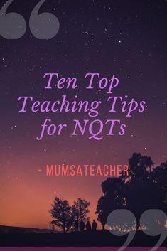 Top Ten Teaching Tips Teacher Blogs, New Teachers, Teacher Resources, Behaviour Management, Classroom Management, Class Displays, Spelling Lists, Fly On The Wall, English Book