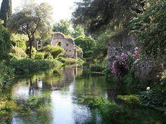 Jardín de Ninfa