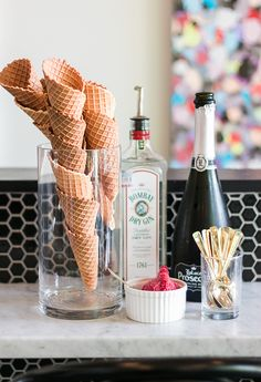 The Gelato Cocktail We're Obsessed With