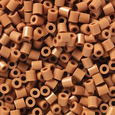 (^_^) $2.50 for 1000 PhotoPearls® Light Brown Beads.