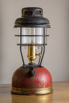 Tilley Paraffin Lamp conversion.. One of my favourites