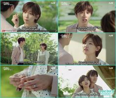 ji won & Ha Won cute fight over the couple ring in sky house  - Cinderella and Four Knights - Episode 16 Finale - Review (Eng Sub)