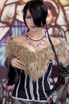 Lulu Cosplay Final Fantasy X