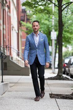 Everyday Style: Casual Tailoring