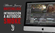 """El próximo 18 de mayo Trazos organiza """"Introducción a Autodesk Smoke con Alberto Juárez"""", una masterclass que tiene como objetivo iniciarte en el flujo de trabajo y descubrirte las características más importantes de uno de los programas de edición y postproducción más prometedores del momento. ¡Apúntate clicando en la imagen!"""