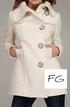 #Abrigo solapa traslapada ancha Custom Made, Chef Jackets, Trousers, Suits, Coat, Women, Fashion, Wraps, Trouser Pants