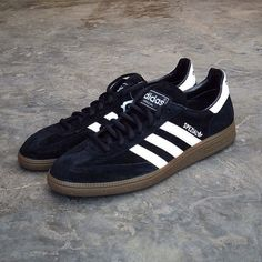 adidas Originals Handball Spezial 'Black Gum'