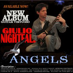 IT'S FINALLY HERE ! New Album ANGELS ! Download FREE Track ! NOW !