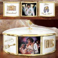 Elvis Music Box