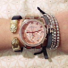Marc Jacobs mbm3118 henry chronograph