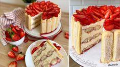 Krispie Treats, Rice Krispies, Vanilla Cake, Cheesecake, Baking, Ethnic Recipes, Desserts, Food, Youtube