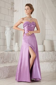 Sheath/Column Strapless Satin Party Dresses ted1645 - SILHOUETTE: Sheath/Column; FABRIC: Satin; EMBELLISHMENTS: Ruched; LENGTH: Floor Length - Price: 154.6200 - Link: http://www.theeveningdresses.com/sheath-column-strapless-satin-party-dresses-ted1645.html