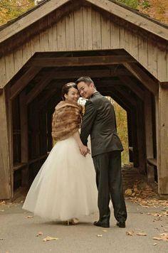 Beautiful Fall Wedding at the Green Bay Country Club