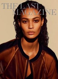 The Last Magazine - The Last Magazine S/S 2013 Ten Covers | Joan Smalls