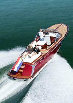 2011 Werner Yacht Design Como Trenta
