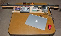 ho programming track dcc bumper - Google Search
