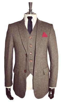 mens tweed wedding suits - Google Search