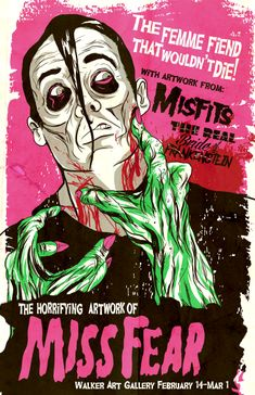 Rock Posters, Band Posters, Music Posters, Concert Flyer, Concert Posters, Film Music Books, Art Music, Misfits Band, Danzig Misfits