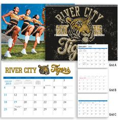 Want your client to see your brand as they plan each day? A custom calendar is the gift you're looking for. Just give us your logo and we'll take care of the rest!   Phone: 212-677-7666  Website: www.misterpromotion.com