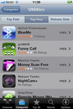 """In Less than 2 Weeks time 'BleuMe"""", iPhone Application reaches to Top Free Utility iPhone Application. With the advent of many applications for smart phones, Banking just got easier. Best Manga Reader App, Mobile Business, Smart Phones, Poker Chips, Top Free, Studio, Mobile App, Advent, Texas"""
