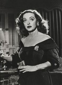 """Bette Davis; """"Fasten your seatbelts, it's going to be a bumpy night..."""" it may as well have been her command for us all, all the time. There is hardly an actress I can think of that demanded our attention in quite the way Davis did. Whether The Bitch in 'Of Human Bondage', The Romantic in 'Now Voyager' The Actress in 'All About Eve'  or Unhinged in 'Whatever Happened to Baby Jane' you watched, enthralled. The Little Brown Wren that Roared."""