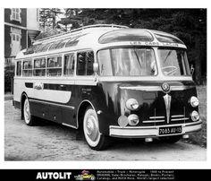 1957 Autocar Isobloc tourbus