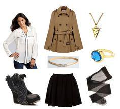 Outfits inspired by Supernatural! Thanks @Kasia Krzysztof Ruszczyk Burzynski!