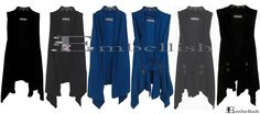 Php445 Baberuth Vest (Black, Aqua and Navy Blue)