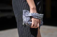 New York Fashion Week - Clutch