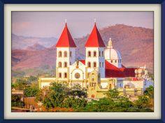 El corazón en la Perla de Oriente. San Miguel, El Salvador.
