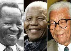 Oliver Tambo rested in Walter Sisulu in 2003 and Nelson Mandela The 3 icons all fallen 10 years apart. African National Congress, Xhosa, Past Present Future, Great Leaders, Nelson Mandela, Black Kids, African History, Sierra Leone, Black History