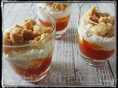 Rákóczi túrós pohárkrém recept Mousse, Muffin, Pudding, Sweets, Recipes, Food, Gummi Candy, Custard Pudding, Essen
