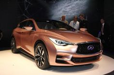 Infiniti Q30 Concept First Look - Motor Trend