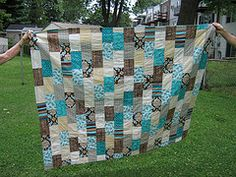 My First Quilt  Amy Butler Pattern