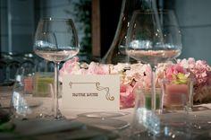 Banchetto matrimoniale in tema parigino